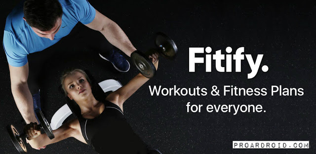 Fitify Workouts & Plans full