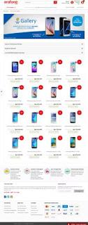 BCA Gallery The Galaxy Sensation Promo Samsung di Erafone