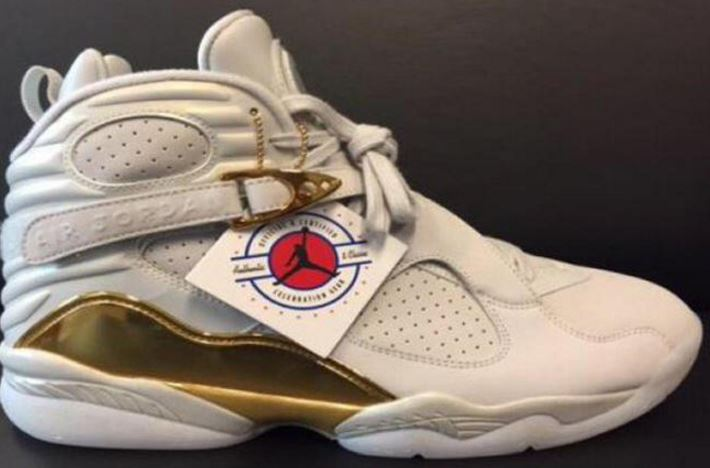 "the best attitude d99d8 55c51 THE SNEAKER ADDICT: Air Jordan 8 ""Championship Pack"" (Images ..."