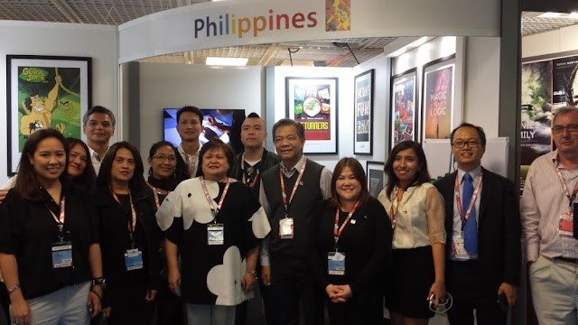 PH Animation Delegation joins most anticipated global content market for entertainment in France