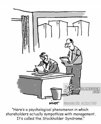 Kurumsal Stockholm Sendromu (Corporate Stockholm Syndrome)