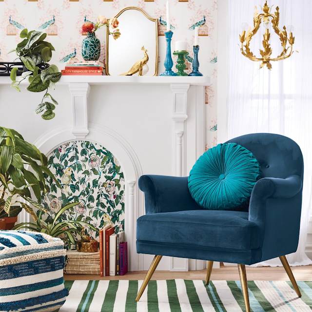 The Stuff Dream Homes are Made Of: Target's New Opalhouse Collection