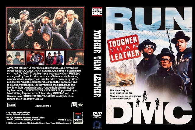 Run DMC Tougher Than Leather DVD