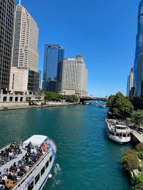 River North in Chicago