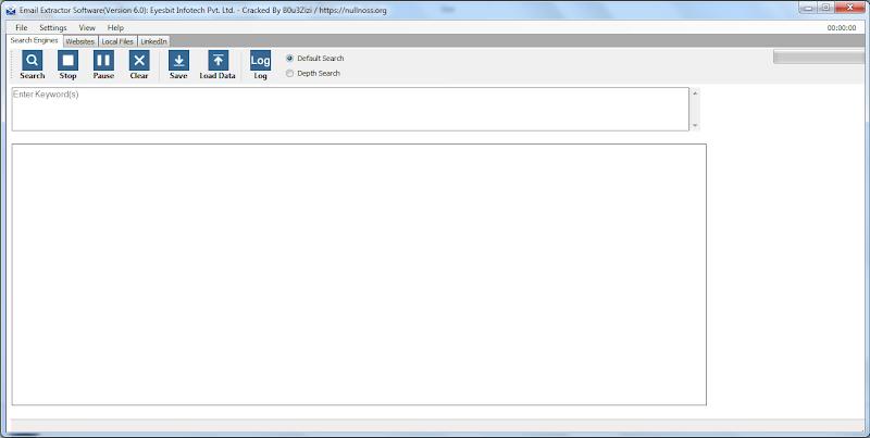 Email Extractor v6.0 Download Grátis