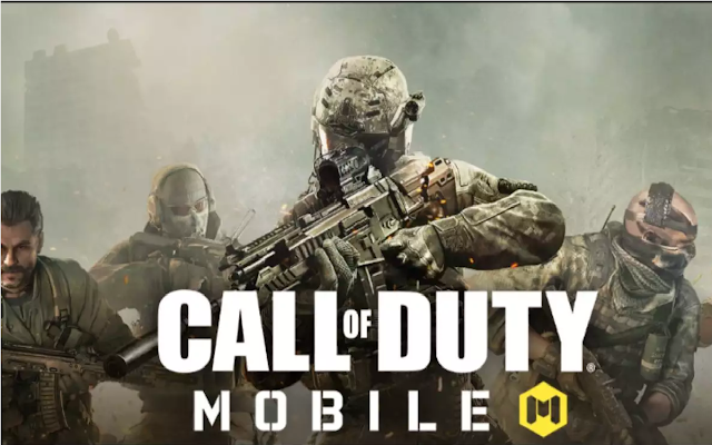 Call of Duty Mobile  Top Best Action Games for Android!