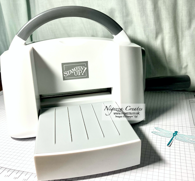 New Stampin' Up! Mini Cut & Emboss Machine Unboxing Plus Preorder Products