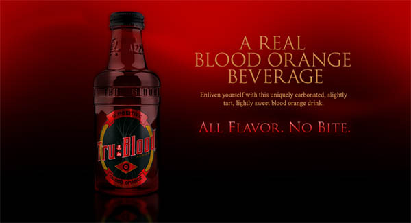 Bebida True Blood