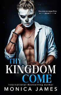 Thy Kingdom Come by Monica James book cover