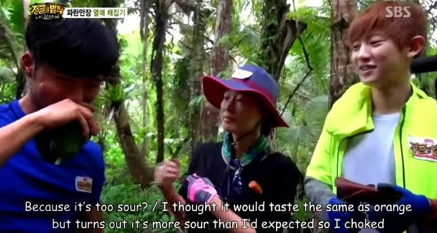 NiceVarietyShow: The Law of the Jungle in Micronesia [3]