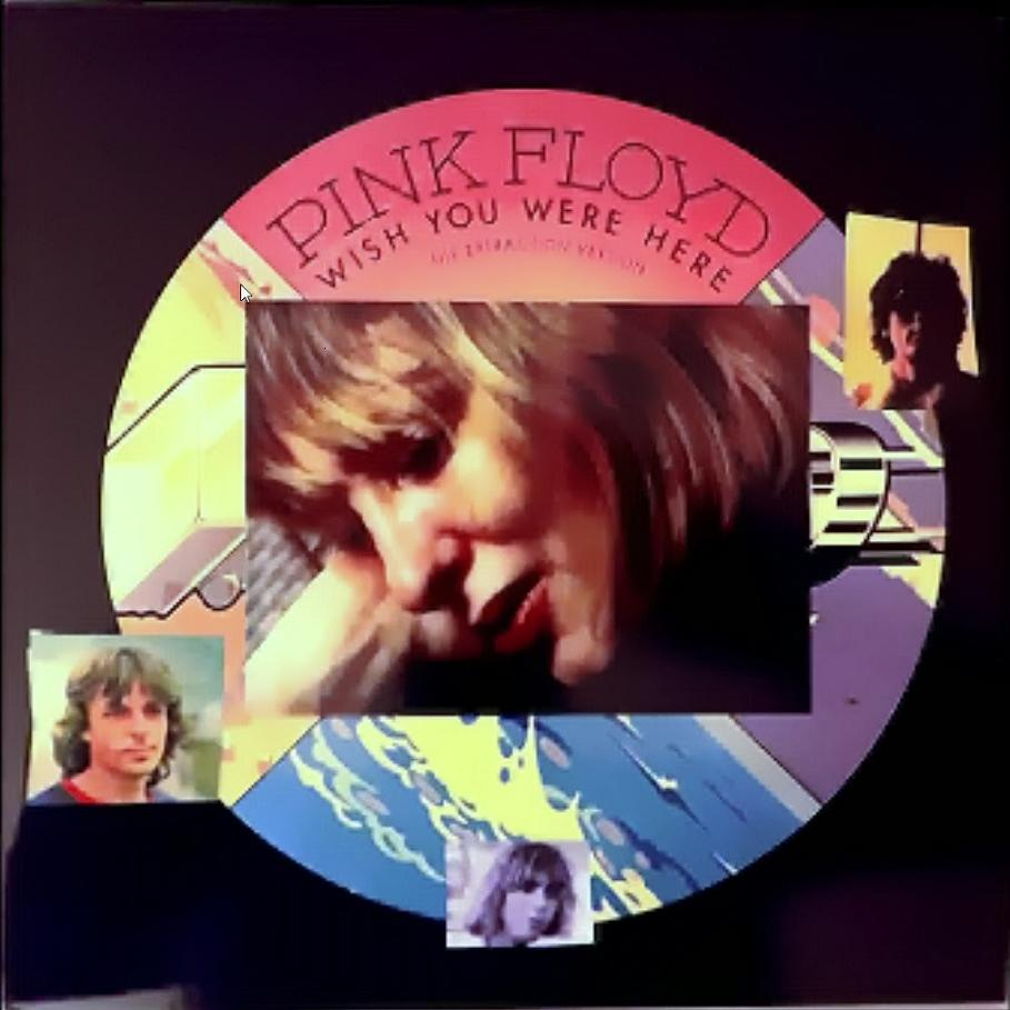 RELIQUARY: Pink Floyd - Wish You Were Here (The Extraction