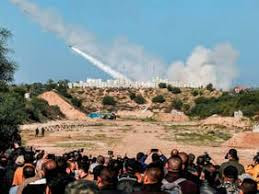 Gaza Forces Hold First Joint Exercise as 'Message' to Israel