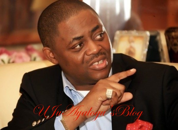 How Fani-Kayode reacted to Ahmed Lawan's emergence as Senate President