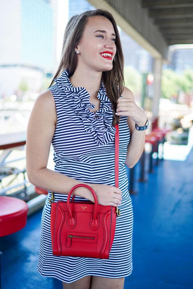sailor sailor skipper dress