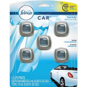 Nước hoa mini khử mùi dành cho xe hơi Febreze hàng Mỹ xách tay