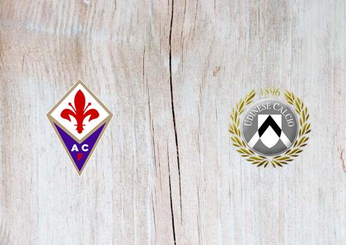 Fiorentina vs Udinese -Highlights 25 October 2020