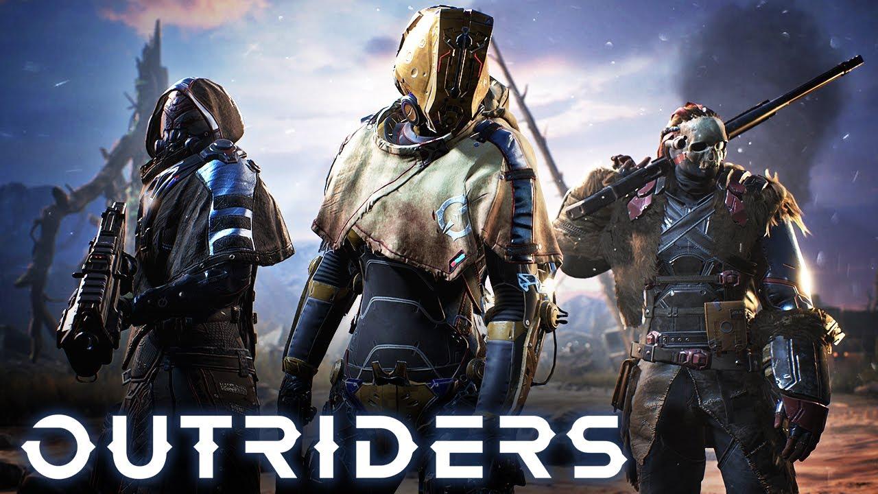كل ما تحتاج معرفته حول لعبة Outriders ( اوت رايدرز )