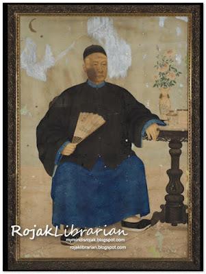 Portrait of Tan Kim Tian