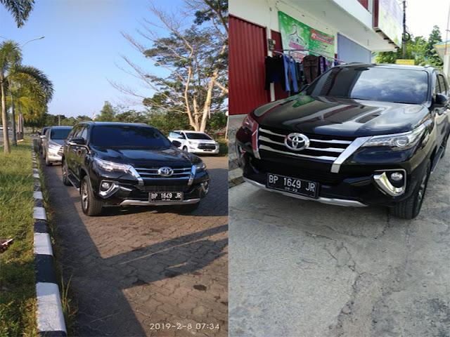 Sewa Mobil Bengkong Batam