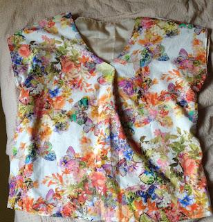 Sommer Bluse