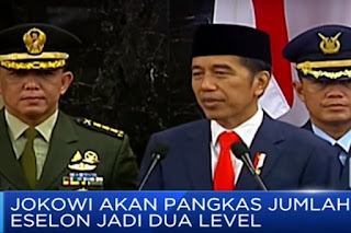 Peluncuran aparatursipil.com bersamaan dengan pelantikan Kabinet Indonesia Maju