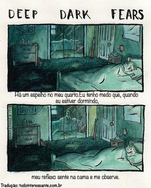 Quadrinhos de terror