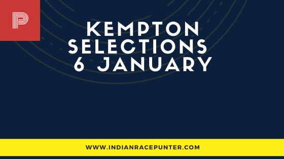 Kempton Race Selections 6 January