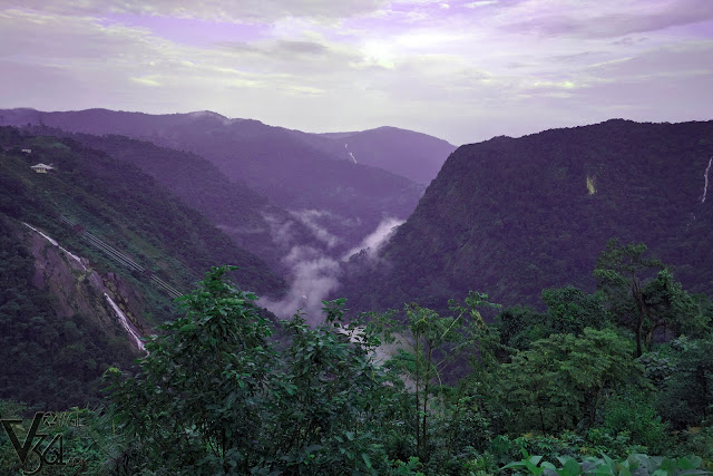 Jog valley view