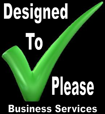 Designed to PLease Logo from  Cake Decor in Cairns guest post