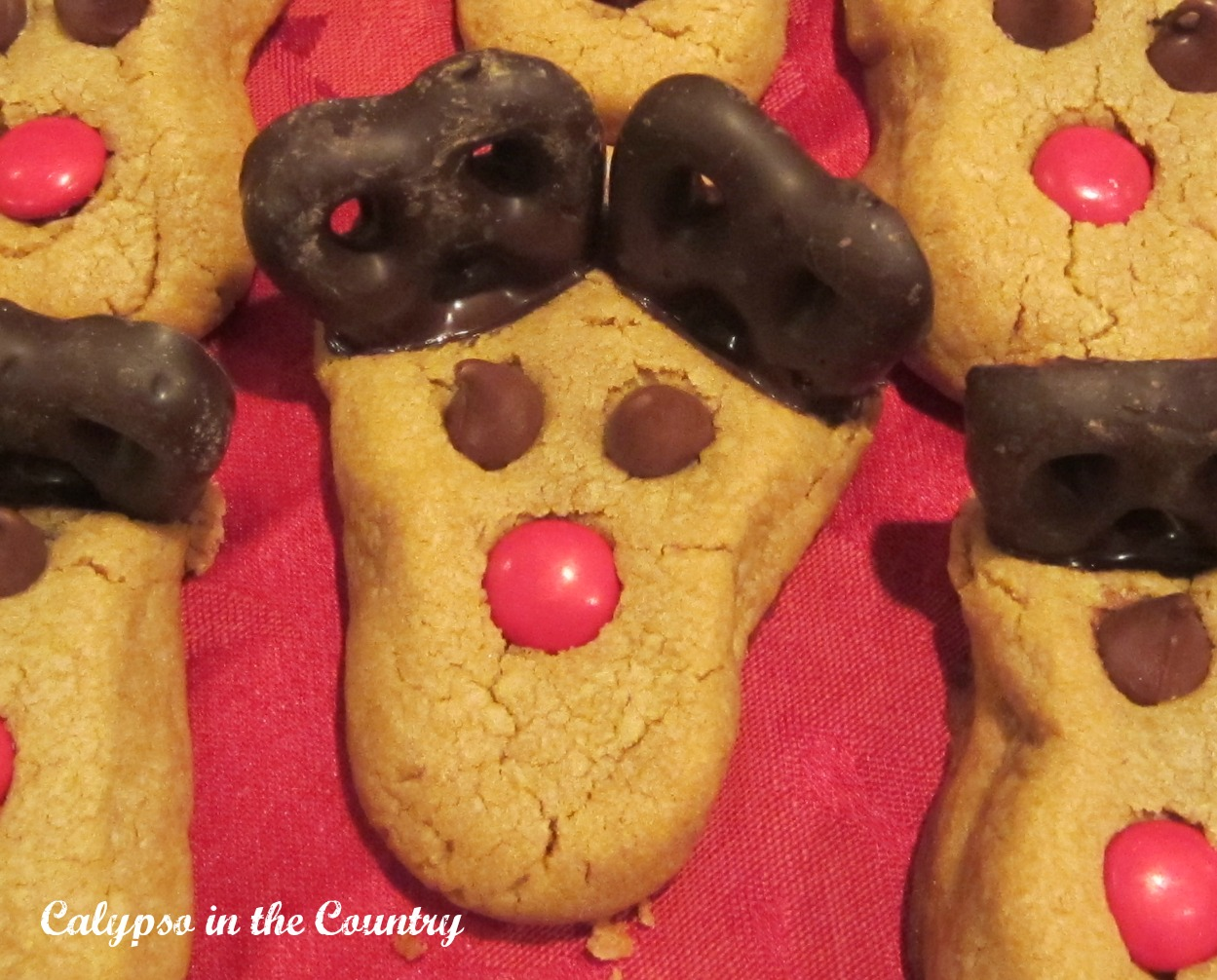 Reindeer Cookie Recipe