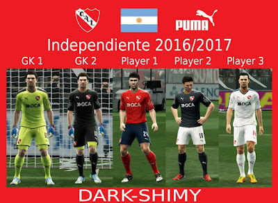 Independiente 2016/2017