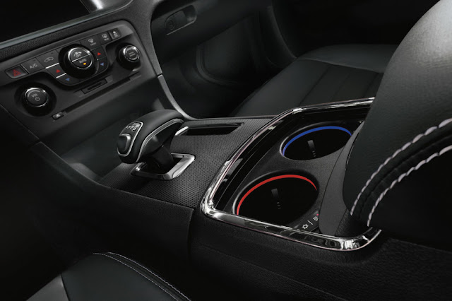 2013 Dodge Charger AWD Sport Interior