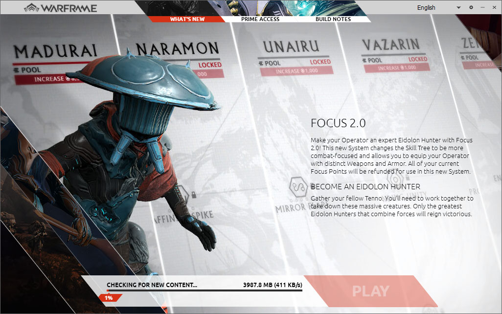 Warframe: Plains of Eidolon Released Today ~ By Gamer To Gamer