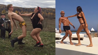 Divertente parodia di Gianluca Vacchi - Video
