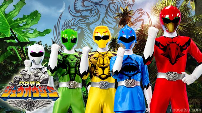 Doubutsu Sentai Zyuohger Batch Subtitle Indonesia