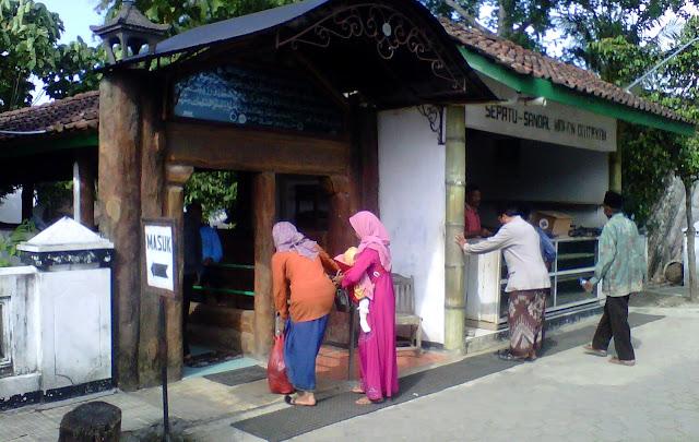 Wisata Religi Kayen Pati Makam Saridin Syekh Jangkung