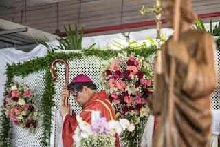 Missa São Judas Tadeu no Shopping Grande Rio