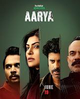 Aarya Season 1 Complete Hindi 720p HDRip ESubs Download