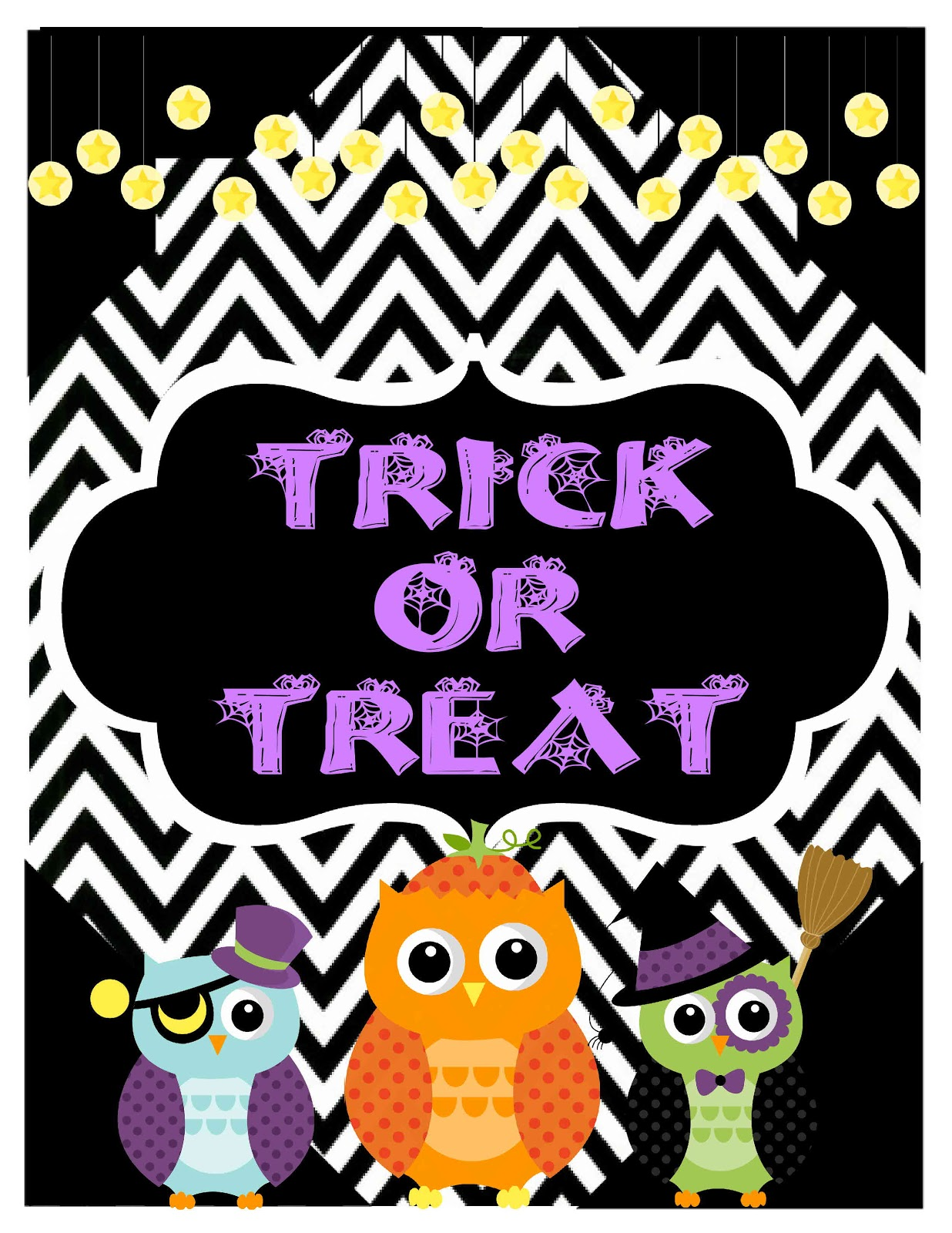 Free Printables For You Free Halloween Printables