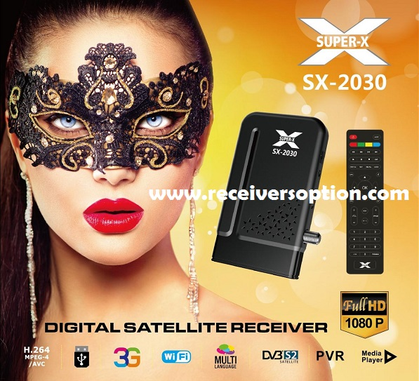 Super-X Sx-2030 Hd Receiver New software update
