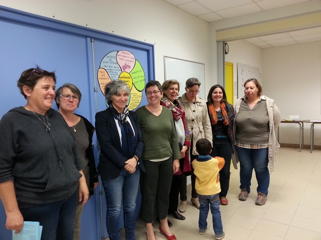 Groupement de parents de l'aumônerie