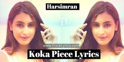 koka-piece-lyrics
