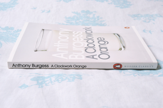 A Clockwork Orange cover design