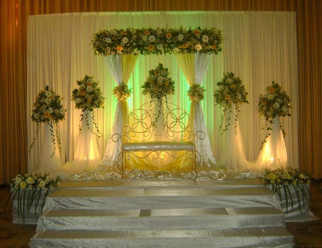 Vismaya Wedding Settee Backs