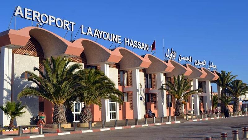 مطار العيون الحسن الأول Hassan I Airport