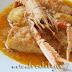 Pollo con cigalas, uno de los platos insignia del mar y montaña