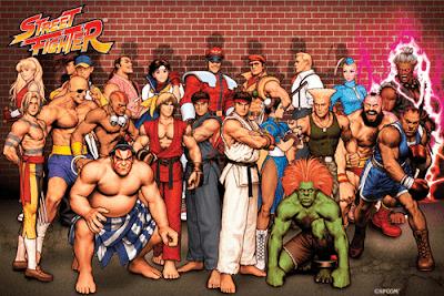 تحميل لعبة Street Fighter 3 للكمبيوتر من ميديا فاير