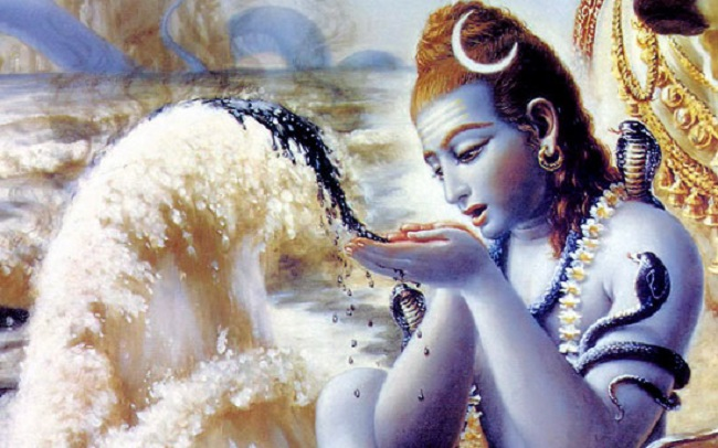 Why Lord Shiva Is Called Neelkanth - Mohan: Mythology Stories