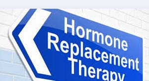 Get involved in hormone replacement treatment