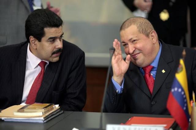 ¿La reencarnación? El increíble parecido de Maduro y Chávez con dos dictadores del pasado